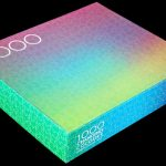 1000 Changing Colors Jigsaw Puzzle: Challenging And A Gorgeous Wall Art