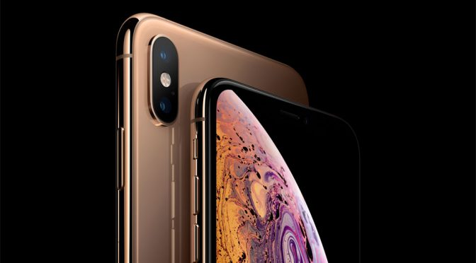 2018 Apple iPhones And Apple Watch Series 4