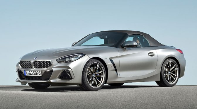 Here's Everything You Need To Know About The New BMW Z4