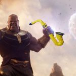 <em>Avengers: Infinity War</em>'s Thanos Toy Saxophone Is Absolutely Bizarre
