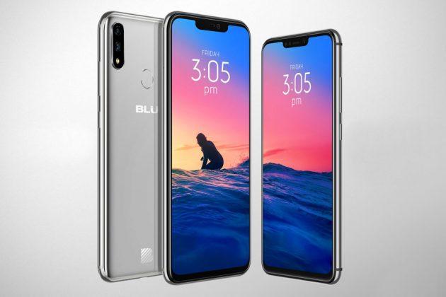 BLU Vivo XI & XI+ Smartphones