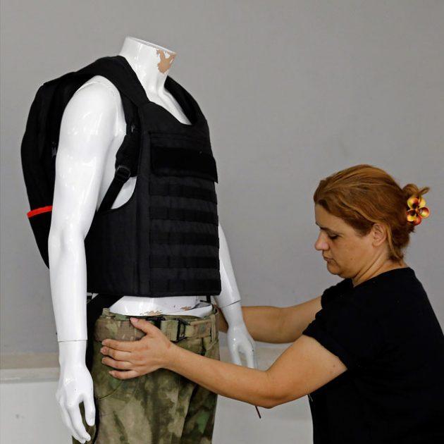 Bulletproof Backpack Is Latest Fad in U.S.
