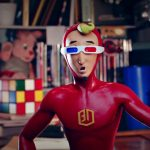 Check Out This Amazing Stop-Motion Animated Short Called <em>Captain 3D</em>