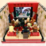 What Started Out As A Smartphone Stand Turned Into A Mini LEGO Theater