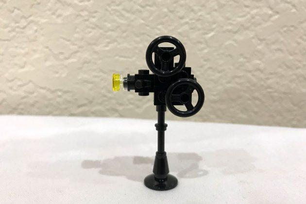 Custom LEGO Movie Theater
