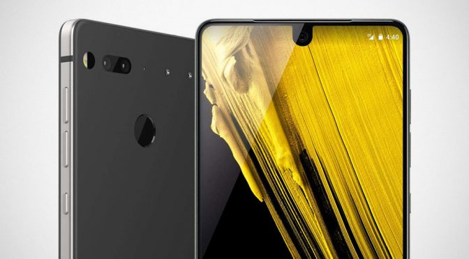 Amazon Slashes Exclusive Halo Gray Essential Phone 128 GB To $326