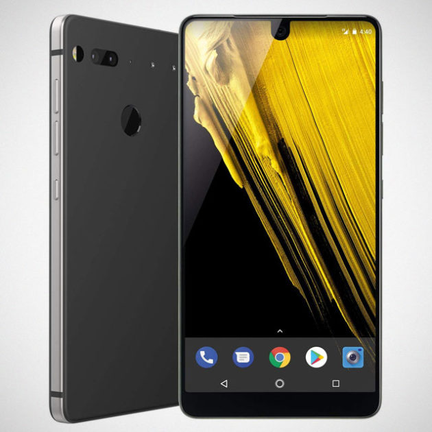 Essential Phone Halo Gray Amazon
