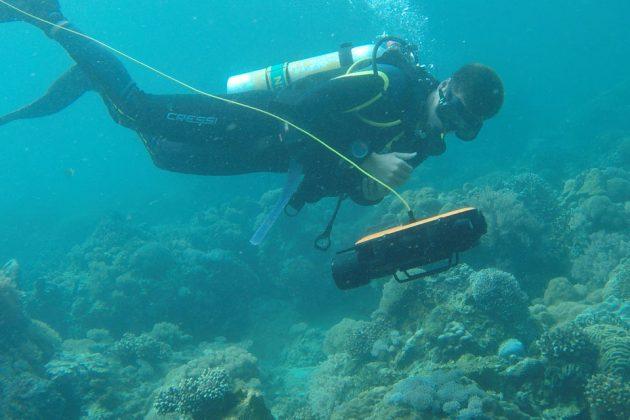 Geneinno Titan Underwater Drone Indiegogo