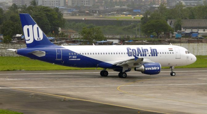 GoAir Passenger Mistakes Exit For Loo