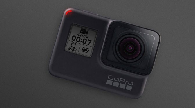 GoPro Unveiled Three New HERO7 Cameras, Has Voice Command Support