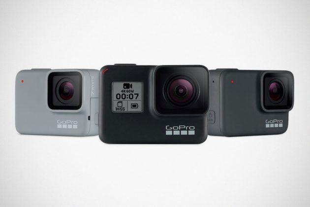 GoPro HERO7 Cameras