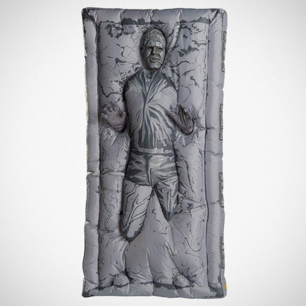 Inflatable Han Solo Carbonite Costume
