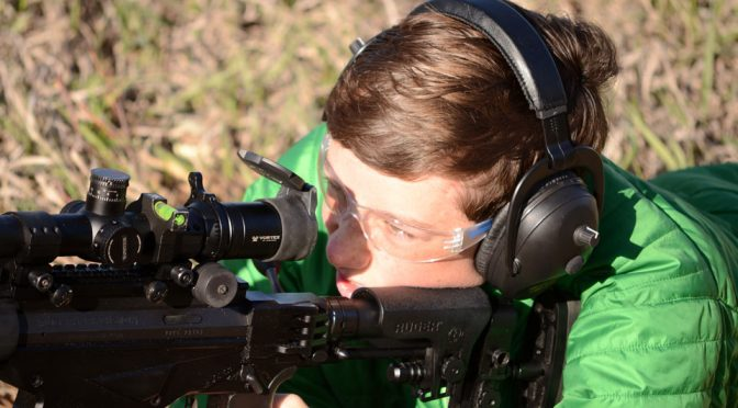 Shooting From A Mile Away A Dream? Well, Not At This Shooting Range