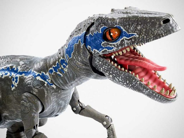Jurassic World Alpha Training Blue Robot