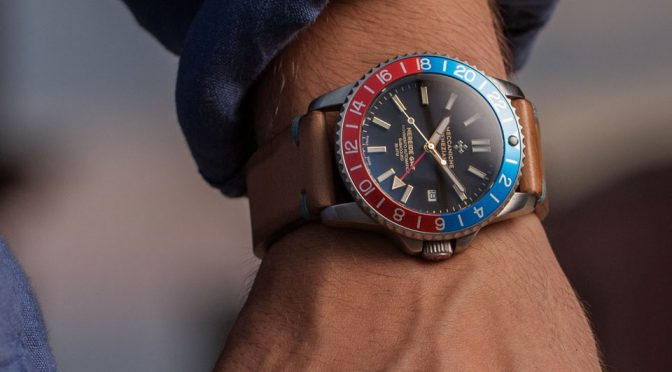 Nereide GMT Dive Watch