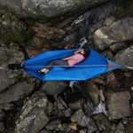 Ninox Flatlay Hammock: The Flattest Lay Ever In The Wild, Suspended