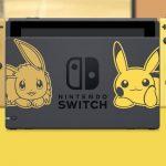 Nintendo Announced Special Edition <em>Pokémon: Let's Go</em> Switch Console