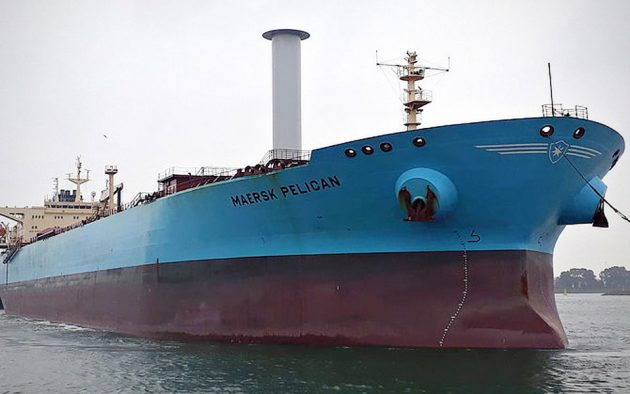 Norsepower Auxiliary Wind Propulsion
