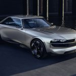 Is It Just Me Or The Peugeot e-Legend Concept Does Look Like A Mustang?