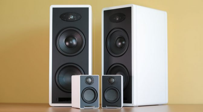 Q-Bass Wireless Speaker and Subwoofer