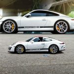 Ravensburger Collaborates With Porsche To Create 911 R 3D Puzzle