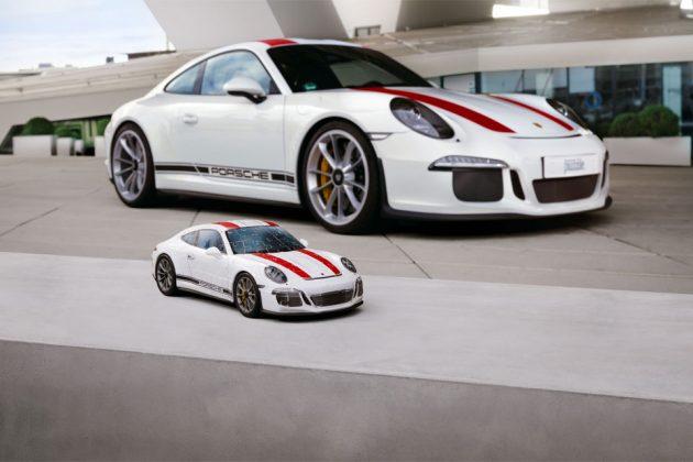 Ravensburger Porsche 911 R 3D Puzzle