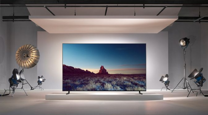 Samsung and LG 8K TV IFA 2018