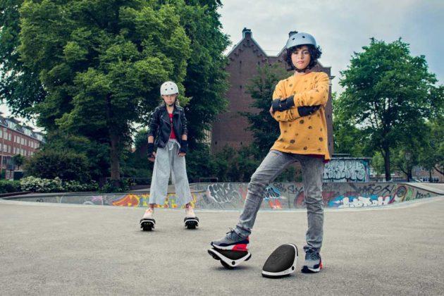 Segway Drift W1 eSkates Indiegogo