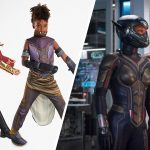 Praises For Shuri And Ms. Marvel Kid's Costumes And Wasp's Sexual Costume