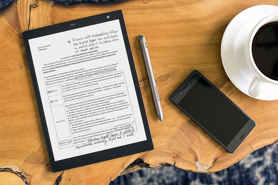 "Sony DPT-CP1 10"" Digital Paper"