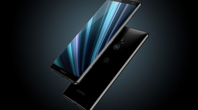 Sony's Flagship Xperia XZ3 Has Curved Glass, AI, But No Notch