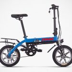Stark Drive Mini Electric Bicycle's 'Last Mile' Includes After Flying