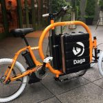 Meet Stroke, The Amazing Tilting Electric Cargo Tricycle