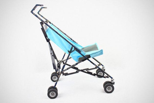 TKEL Creations LEGO Technic Stroller
