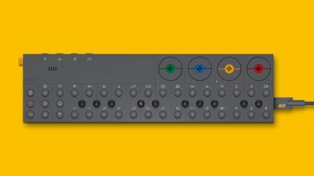 Teenage Engineering OP-Z Synthesizer