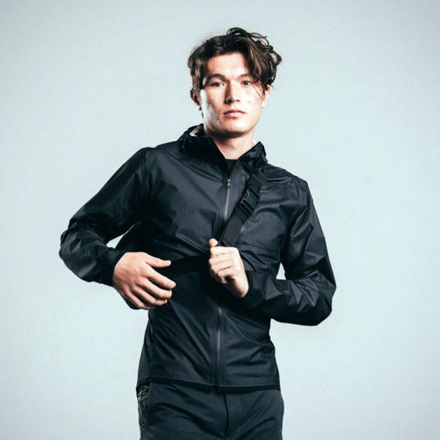 The Sans Microlight Rain Jacket