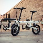 Uni Micro Is A Feature-Loaded Electric Folding Bike