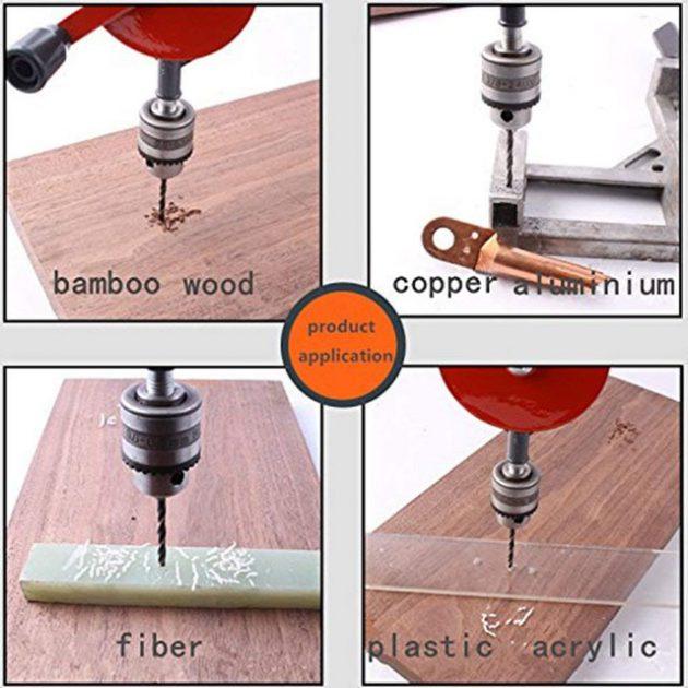 Weichuan Manual Hand Drill