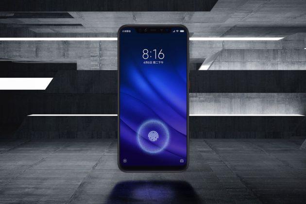 Xiaomi Mi 8 Under Display Fingerprint Scanner Edition