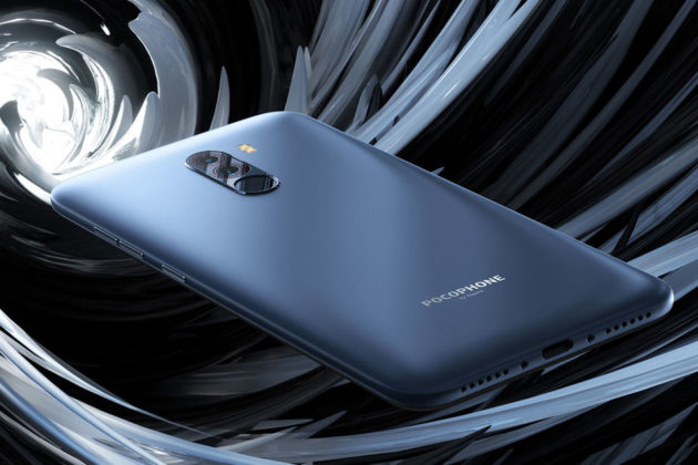 Xiaomi Pocophone F1 Android Phone