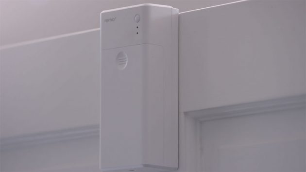 remo+ Over-The-Door Smart Camera