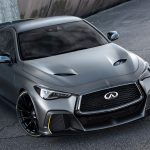 2018 Infiniti Project Black S Is A Hybrid, Has 560 HP And 4-Second Car