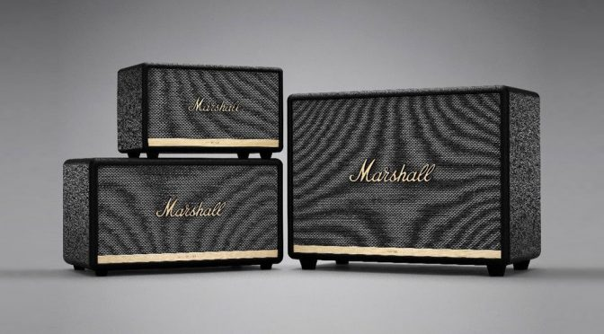 Marshall Gave Its Three Bluetooth Speakers An Upgrade