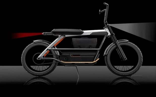 2020 Harley-Davidson Electric Motorcycle