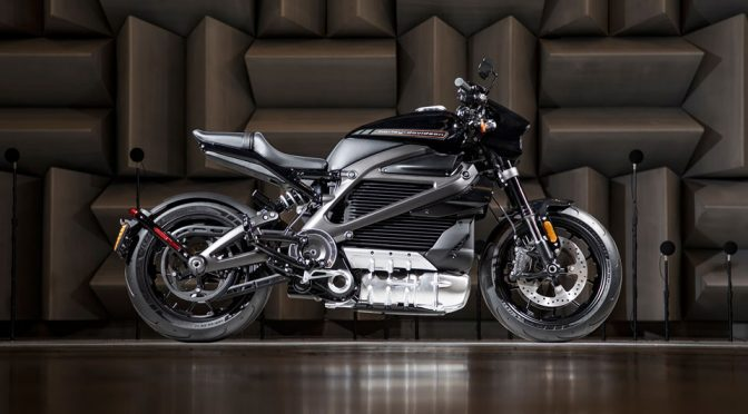 Harley-Davidson's First Electric Motorcycle Will Be Launch In 2019
