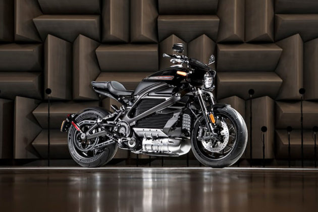 2019 Harley-Davidson LiveWire Electric Motorcycle