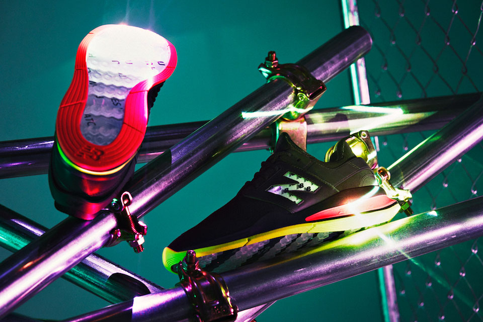515cb687d4f Sony Partners New Balance To Put e-Paper On This Concept Sneakers ...