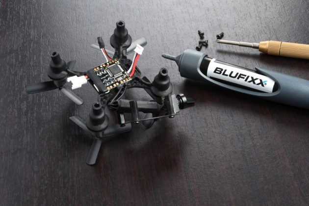 BLUFIXX Kit for Low Voltage Cables