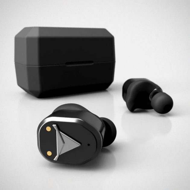 Black Diamond True Wireless Earphones