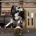 Boston Dynamics' Atlas Bipedal Humanoid Now Does Parkour Too
